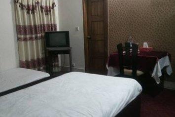 Hotel Dhaka Silver Door