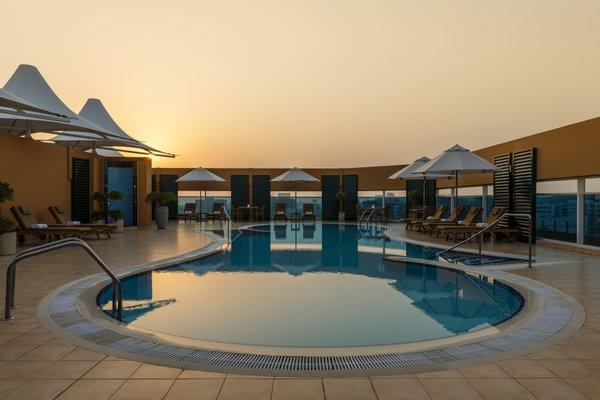 Four Points by Sheraton Downtown Dubai - фото 19