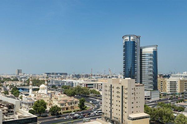 Four Points by Sheraton Downtown Dubai - фото 22