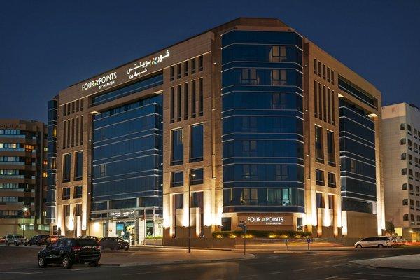 Four Points by Sheraton Downtown Dubai - фото 23