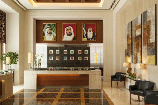 Four Points by Sheraton Sheikh Zayed Road - фото 12