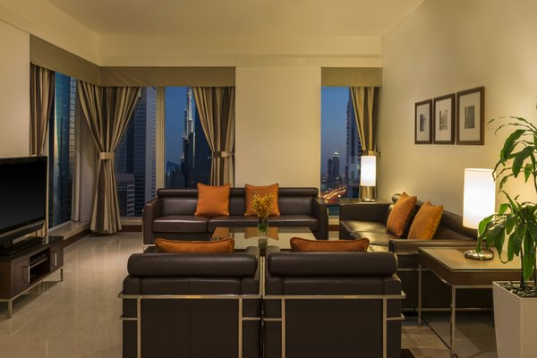 Four Points by Sheraton Sheikh Zayed Road - фото 5