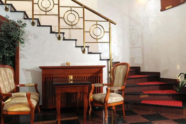 Hotel St. Georgije - фото 11