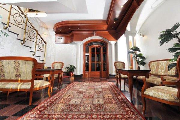 Hotel St. Georgije - фото 20