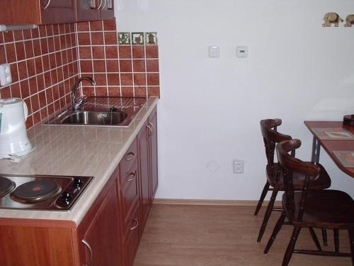 Apartment Ramzova Adam 25 - фото 21