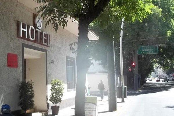 Hotel Jorge Alejandro - фото 8