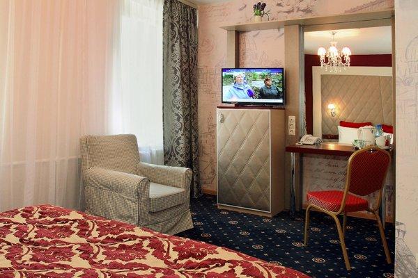 Отель Best Seasons - фото 7