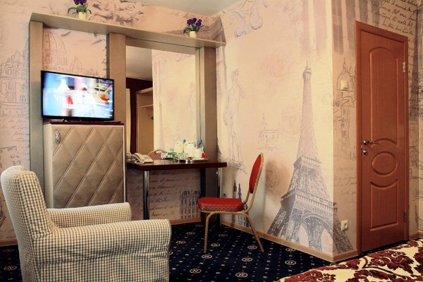 Отель Best Seasons - фото 8