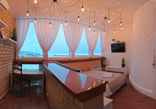 Apartmenty V Mayake - Rechnoy port - фото 11