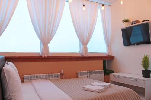 Apartmenty V Mayake - Rechnoy port - фото 15