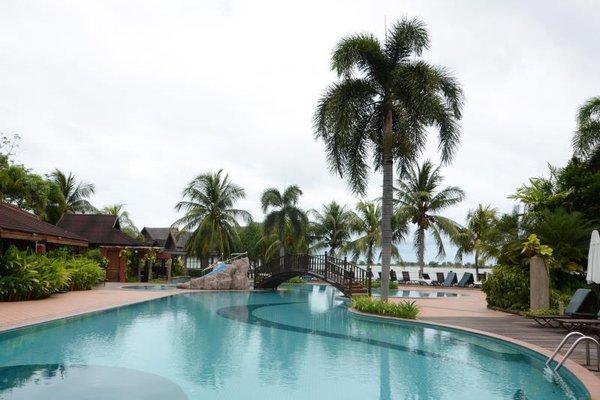 Гостиница «Delisha Bayu @ Langkawi Lagoon», Кампунг-Паданг-Масират