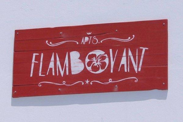 Apartamentos Flamboyant - фото 13