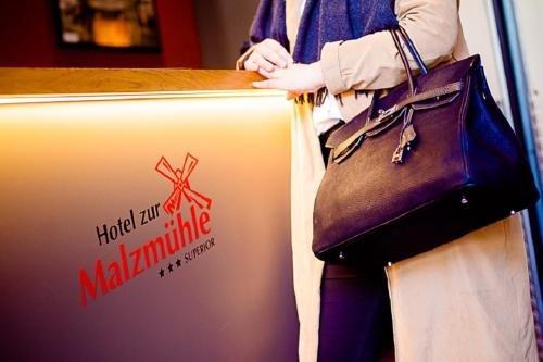 Hotel zur Malzmuhle - фото 19