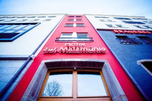 Hotel zur Malzmuhle - фото 22