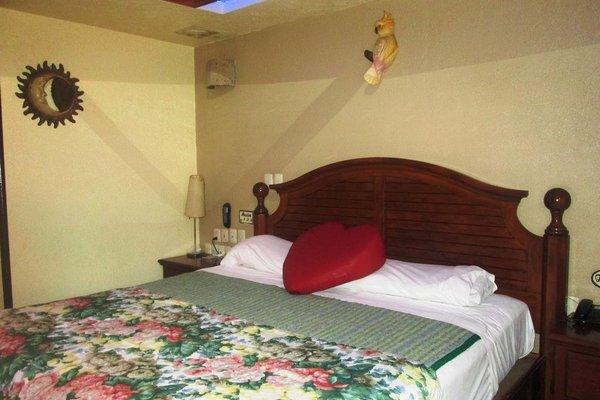 Hotel Real Azteca - фото 2