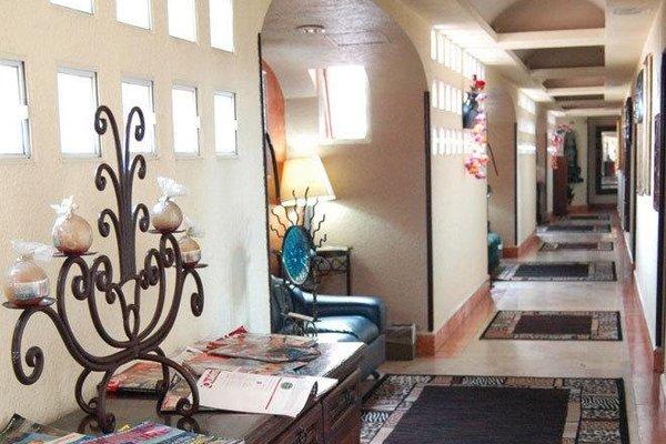 Hotel Real Azteca - фото 7