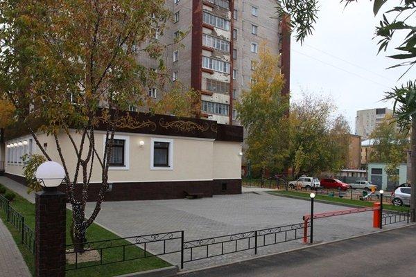 Отель Классик - фото 22