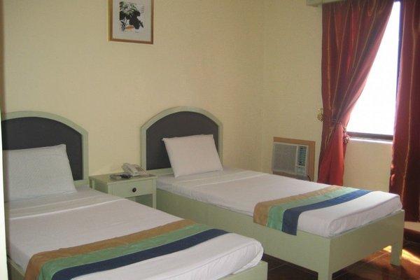 Гостиница «Maribago Seaview Pension and Spa», Марибаго