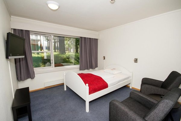 Hotell Fritidsparken - фото 2