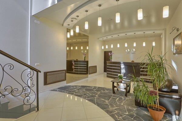 Отель Ладога - фото 19