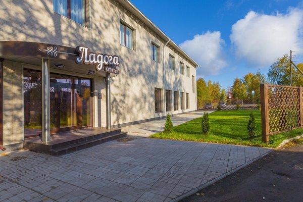 Отель Ладога - фото 23