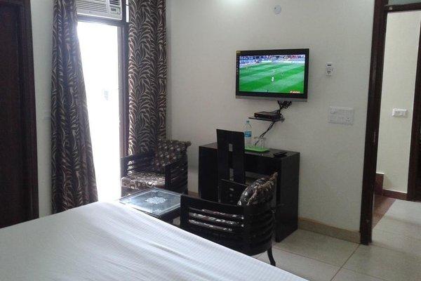 Отель Kundan Palace - фото 8