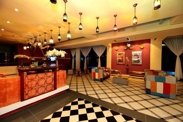 Langit Langi Hotel @ Port Dickson - фото 13