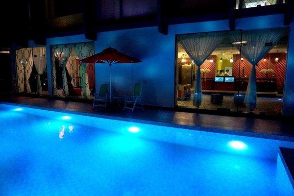 Langit Langi Hotel @ Port Dickson - фото 17
