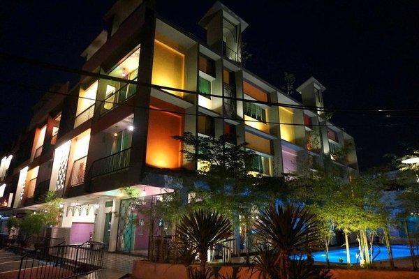 Langit Langi Hotel @ Port Dickson - фото 22