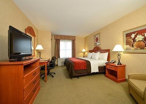 Photo of Comfort Inn and Suites adj to Akwesasne Mohawk Casino