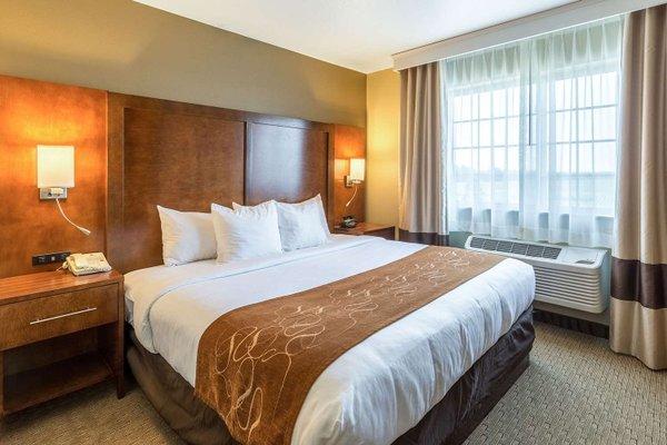 Гостиница «Comfort Suites Burlington», Бёрлингтон