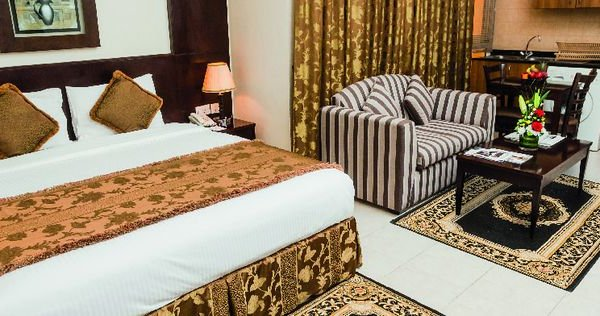 Arabian Dreams Hotel Apartments - фото 1