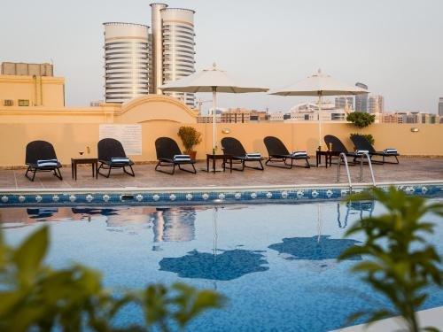Arabian Dreams Hotel Apartments - фото 20