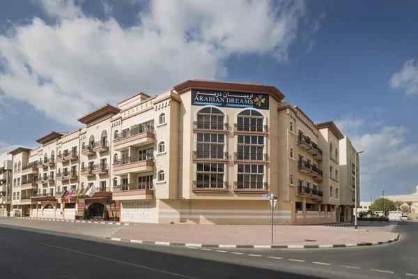 Arabian Dreams Hotel Apartments - фото 23