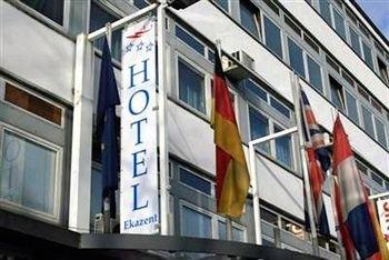 Hotel Ekazent Schonbrunn - фото 23