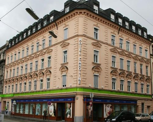 Hotel Caroline - фото 22