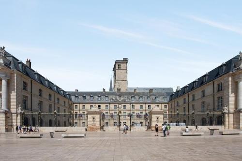 Appart'City Dijon - Toison D'or (Ex Park&Suites) - фото 19