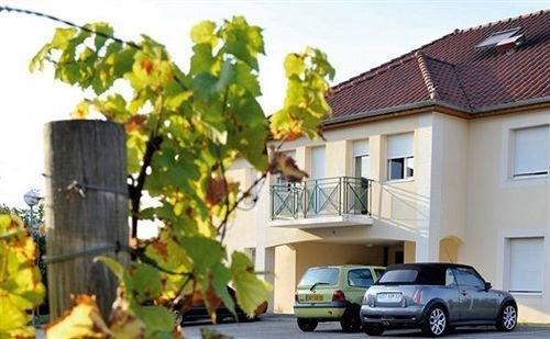 Appart'City Dijon - Toison D'or (Ex Park&Suites) - фото 22