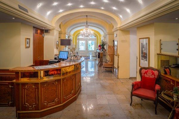 Schlosshotel Romischer Kaiser - фото 17