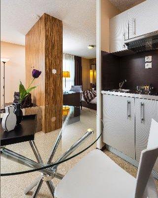 Teneo Apparthotel Bordeaux Begles - фото 11