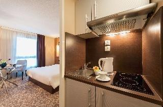 Teneo Apparthotel Bordeaux Begles - фото 12