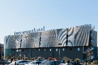 Teneo Apparthotel Bordeaux Begles - фото 21