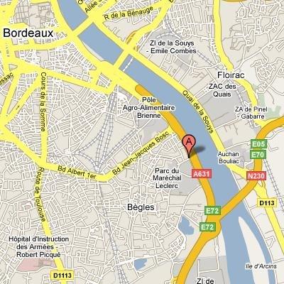Teneo Apparthotel Bordeaux Begles - фото 5