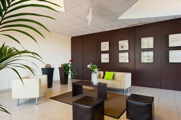 Teneo Apparthotel Bordeaux Begles - фото 7