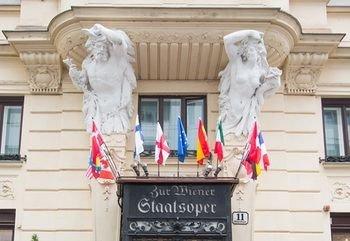 Hotel zur Wiener Staatsoper - фото 22