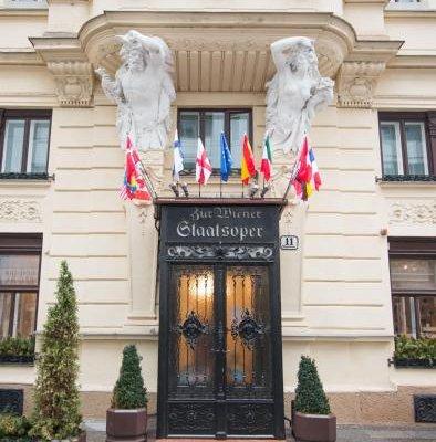 Hotel zur Wiener Staatsoper - фото 23