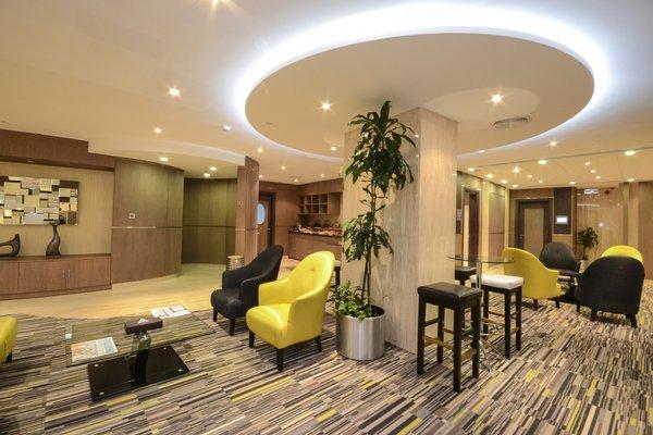 Copthorne Hotel Dubai - фото 12
