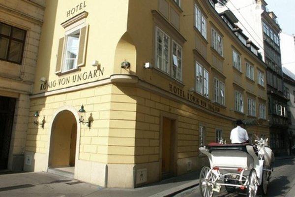 Hotel Konig von Ungarn - фото 20