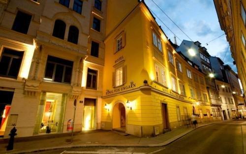 Hotel Konig von Ungarn - фото 21