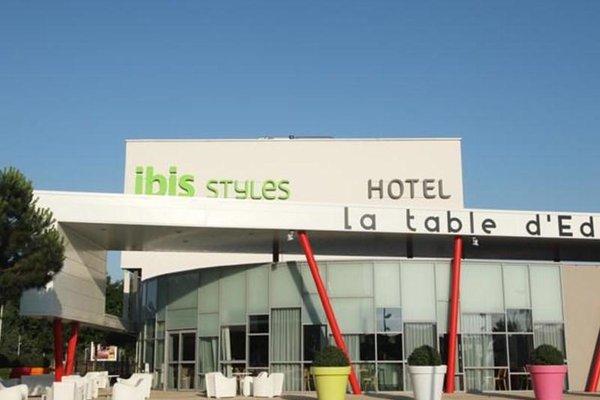 ibis Styles Nantes Reze Aeroport - фото 22